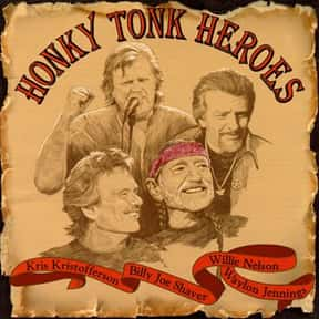 Honky Tonk Heroes is listed (or ranked) 2 on the list The Best Waylon Jennings Albums of All Time