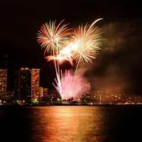 Honolulu is listed (or ranked) 6 on the list The Best Cities to Party in for New Years Eve