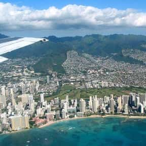 Honolulu International Airport is listed (or ranked) 10 on the list The Best U.S. Airports