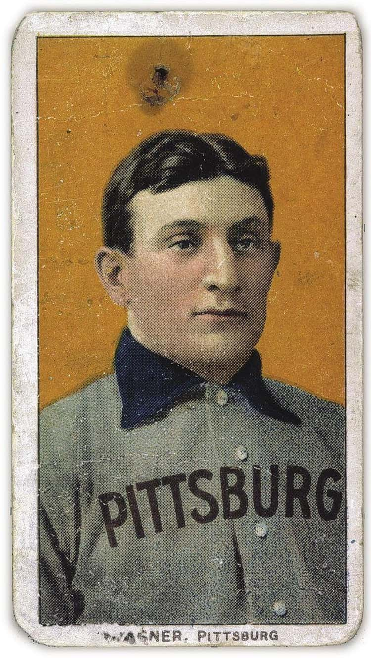 1909 Honus Wagner (American Tobacco Company, T206)