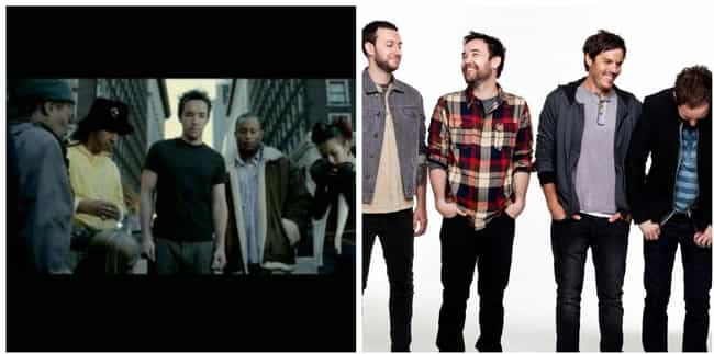 Hoobastank is listed (or ranked) 3 on the list 2000s One-Hit Wonders: Where Are They Now?