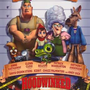 Hoodwinked! is listed (or ranked) 21 on the list Great Movies About Very Smart Young Girls