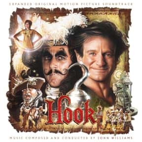 Hook is listed (or ranked) 14 on the list The Best Steven Spielberg Movies