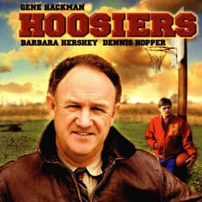 Hoosiers is listed (or ranked) 2 on the list The Best Sports Movies About Coaches