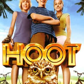 Hoot is listed (or ranked) 10 on the list The Best Luke Wilson Movies