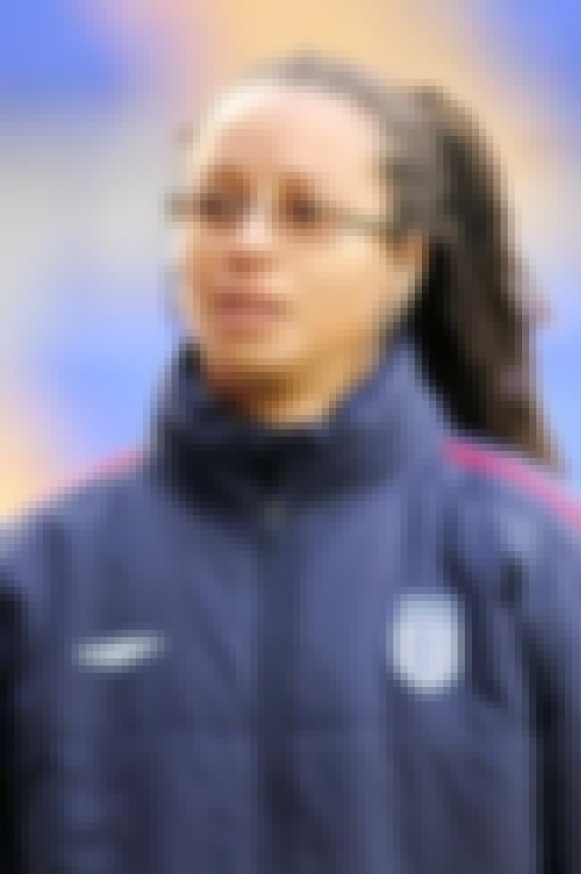 Hope Powell is listed (or ranked) 6 on the list Famous Female Soccer Players