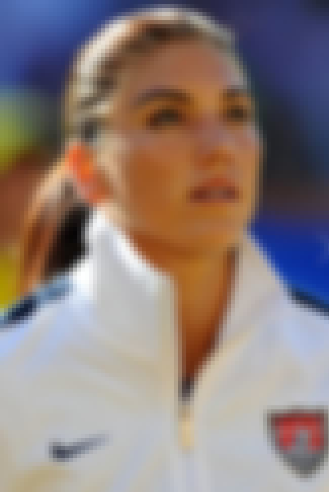 Hope Solo is listed (or ranked) 8 on the list Famous Female Athletes