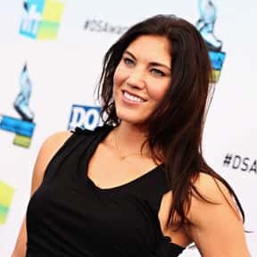 Hope Solo is listed (or ranked) 21 on the list The People's 2011 Maxim Hot 100 List