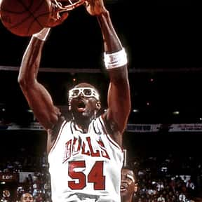 Horace Grant is listed (or ranked) 9 on the list The Best Power Forwards of the 1990s