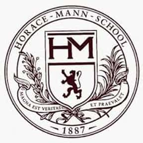 Horace Mann School is listed (or ranked) 25 on the list The Best Prep Schools in the World