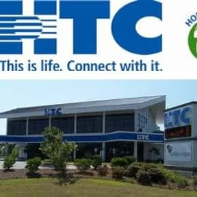 Horry Telephone Cooperative is listed (or ranked) 8 on the list Companies Headquartered in South Carolina