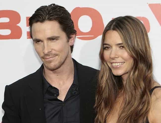 Sibi Blazic is listed (or ranked) 1 on the list Christian Bale Loves and Hookups