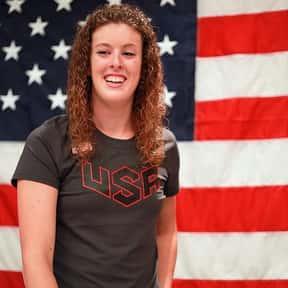 Allison Schmitt is listed (or ranked) 11 on the list Olympic Athletes Born in Pennsylvania