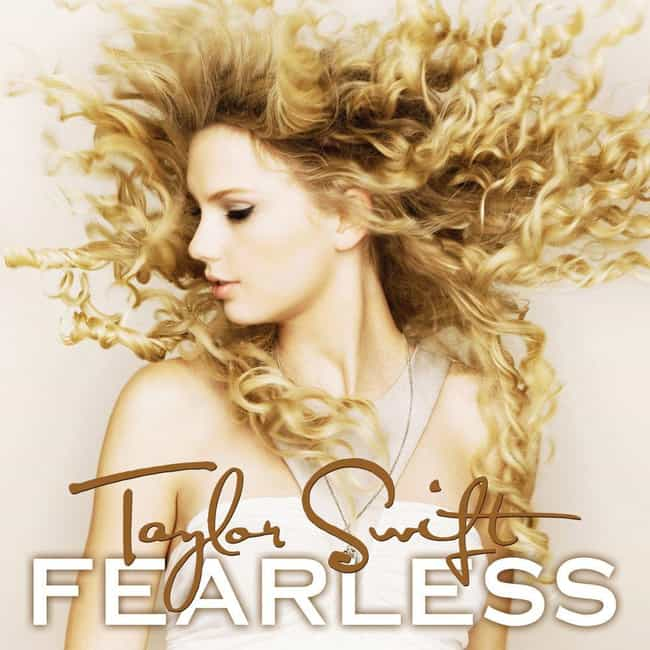 Fearless is listed (or ranked) 3 on the list The Best Taylor Swift Albums of All-Time