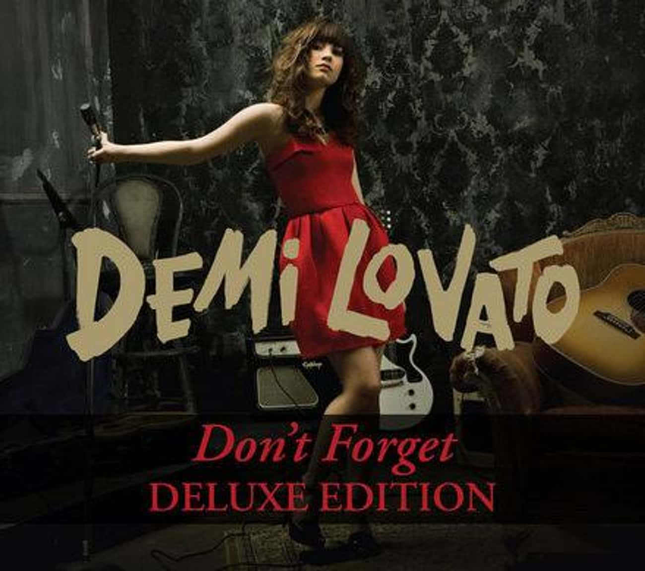 Don't Forget is listed (or ranked) 4 on the list The Best Demi Lovato Albums of All Time