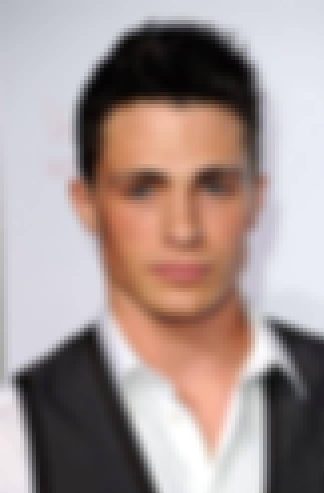 Colton Haynes is listed (or ranked) 1 on the list 50+ Celebrities Who Suffer from Anxiety