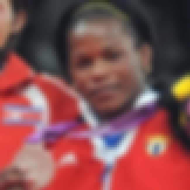 Yanet Bermoy is listed (or ranked) 2 on the list The Best Olympic Athletes from Cuba