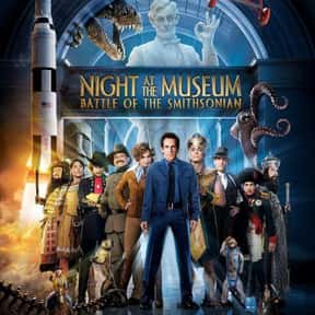 Night at the Museum: Battle of is listed (or ranked) 17 on the list The Best Ever Robin Williams Movies