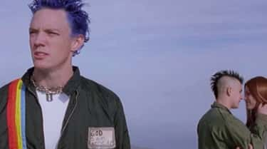 Steven 'Stevo' Levy From 'SLC  is listed (or ranked) 1 on the list The Most Memorable Punk Characters From Movies