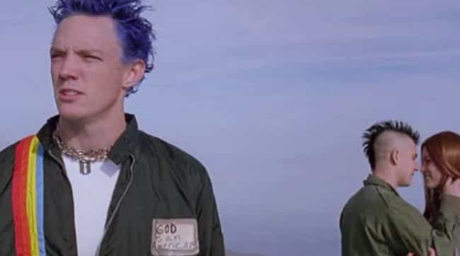 Stevo is listed (or ranked) 3 on the list The Most Memorable Punk Characters From Movies