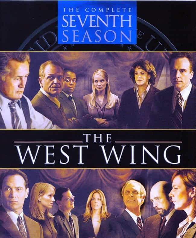 The West Wing Season 7 is listed (or ranked) 4 on the list Ranking the Best Seasons of 'The West Wing'