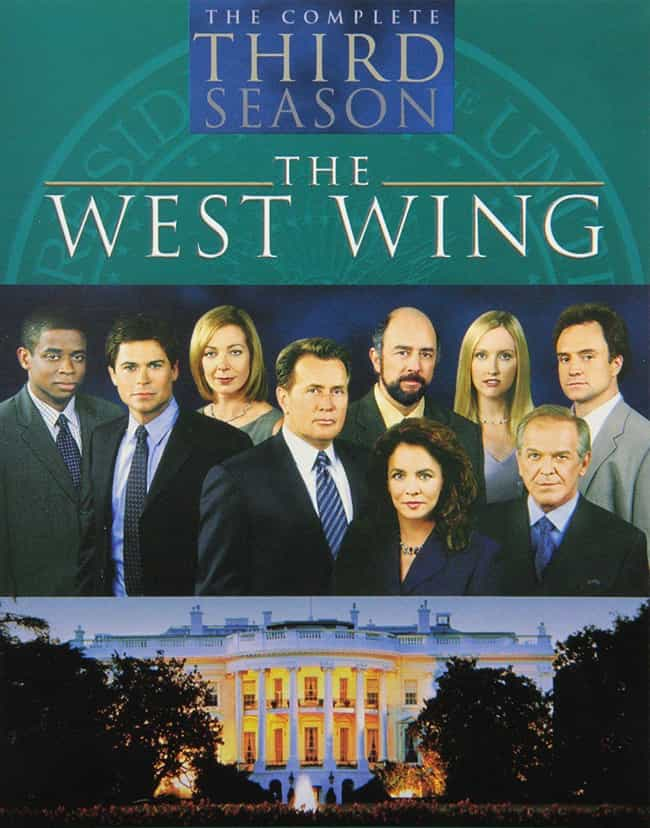 The West Wing Season 2 ... is listed (or ranked) 1 on the list Ranking the Best Seasons of 'The West Wing'