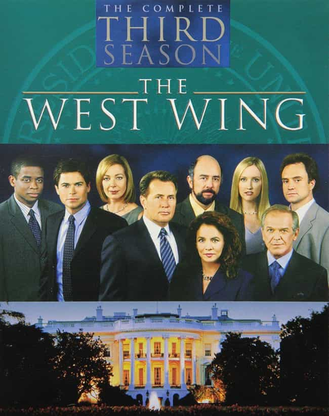 The West Wing Season 3 ... is listed (or ranked) 3 on the list Ranking the Best Seasons of 'The West Wing'