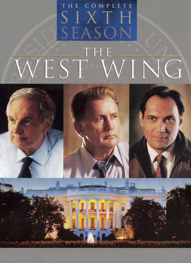 The West Wing Season 6 is listed (or ranked) 2 on the list Ranking the Best Seasons of 'The West Wing'