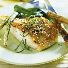 Sea Bass is listed (or ranked) 10 on the list The Best Pescatarian Foods