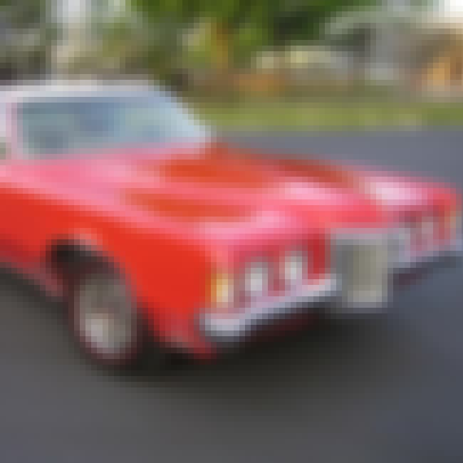 1970 Pontiac Grand Prix is listed (or ranked) 6 on the list List of All Cars Made in 1970