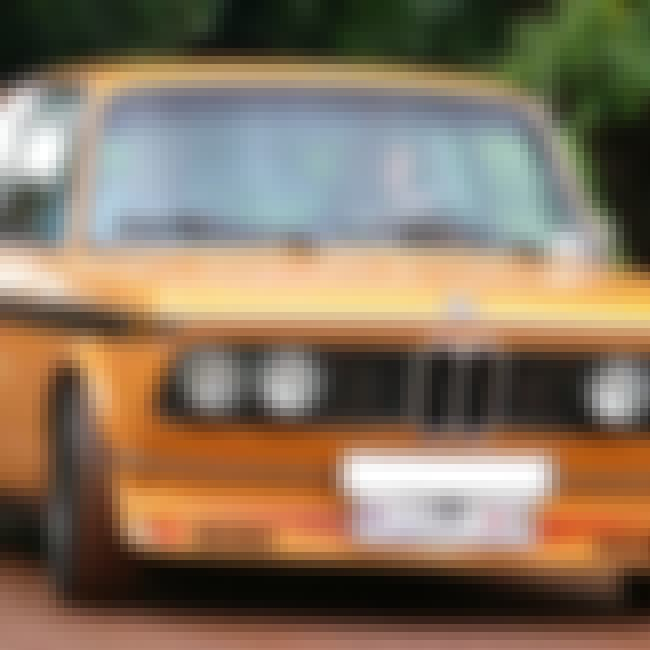BMW 2002ti is listed (or ranked) 4 on the list Full List of BMW New Class Models