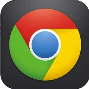 Google Chrome is listed (or ranked) 4 on the list The Top Must-Have Indispensable Mobile Apps