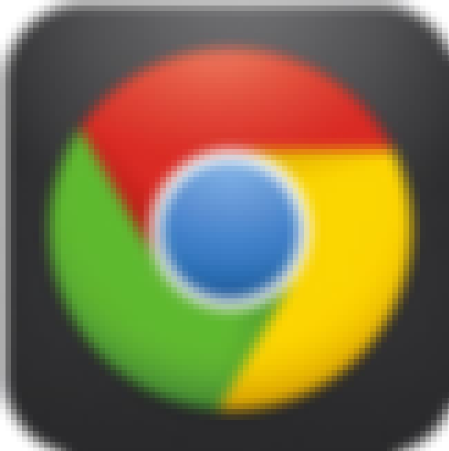 Google Chrome is listed (or ranked) 7 on the list The Top Must-Have Indispensable Mobile Apps, Ranked