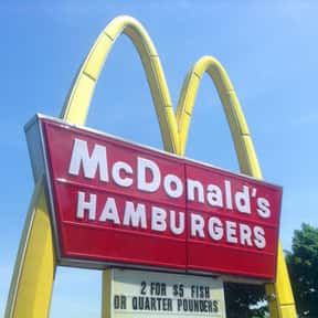 McDonald's USA is listed (or ranked) 17 on the list The Best Family Restaurant Chains in America