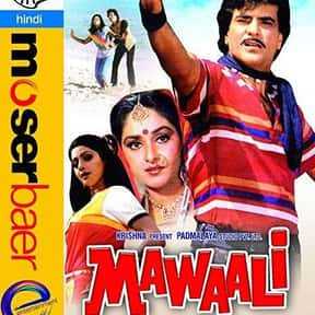Mawaali is listed (or ranked) 15 on the list The Best Sridevi Kapoor Movies