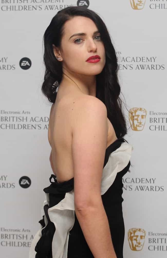Katie McGrath is listed (or ranked) 3 on the list Who Should Play Catwoman?