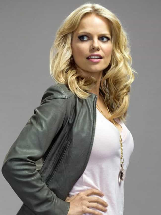 Mircea Monroe is listed (or ranked) 4 on the list The Hottest Models From Missouri