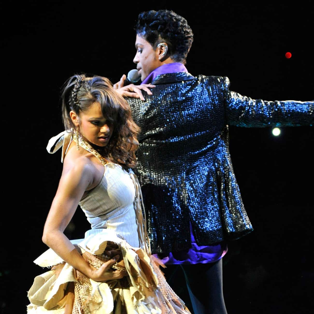 Misty Copeland is listed (or ranked) 1 on the list Women Who Prince Has Dated