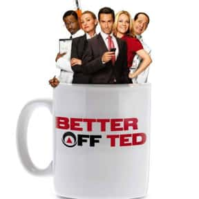 Better Off Ted is listed (or ranked) 17 on the list The Best TV Shows That Never Won A Single Emmy