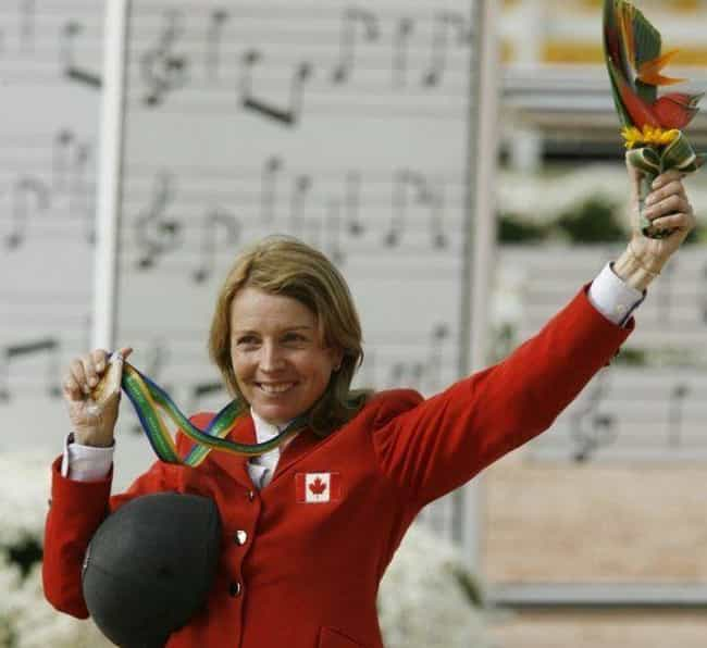 Jill Henselwood is listed (or ranked) 2 on the list Famous Female Equestrians