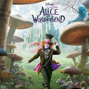 Alice in Wonderland is listed (or ranked) 9 on the list The Very Best Anne Hathaway Movies
