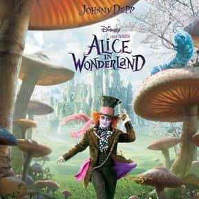 Alice in Wonderland is listed (or ranked) 8 on the list The Best Johnny Depp Movies