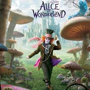 Alice in Wonderland is listed (or ranked) 10 on the list The Greatest Supernatural & Paranormal Teen Films