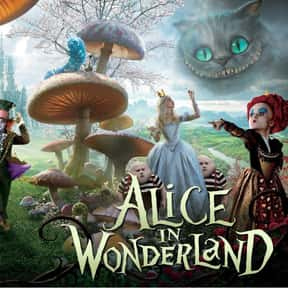 Alice in Wonderland is listed (or ranked) 3 on the list The Worst Movies That Have Grossed Over $1 Billion