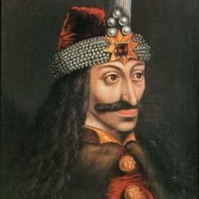 Vladimir Dracula is listed (or ranked) 8 on the list Famous People From Romania