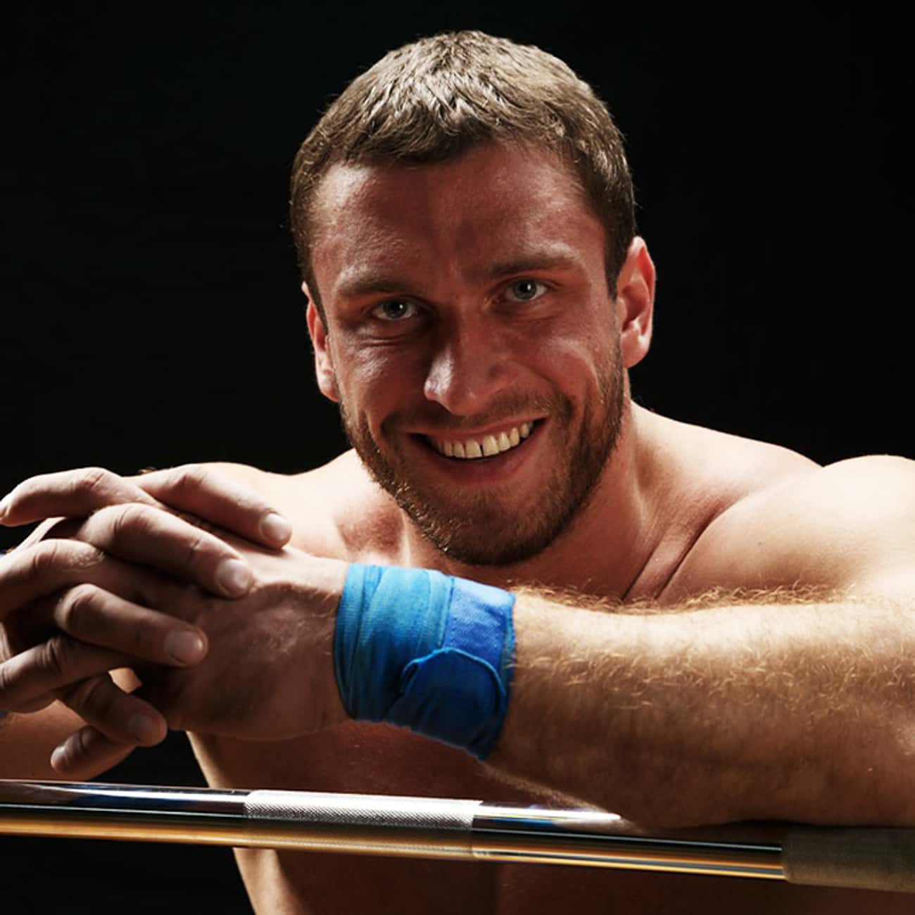 Dmitry Klokov is listed (or ranked) 4 on the list Famous Weightlifters from Russia