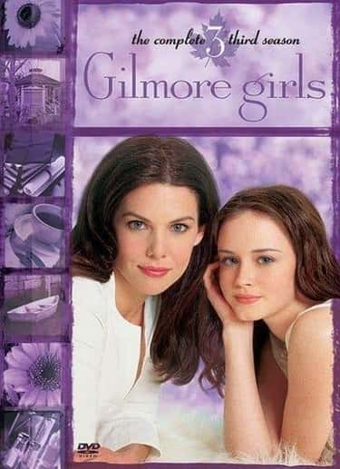Gilmore Girls - Season 3 is listed (or ranked) 1 on the list The Best Seasons of 'Gilmore Girls'