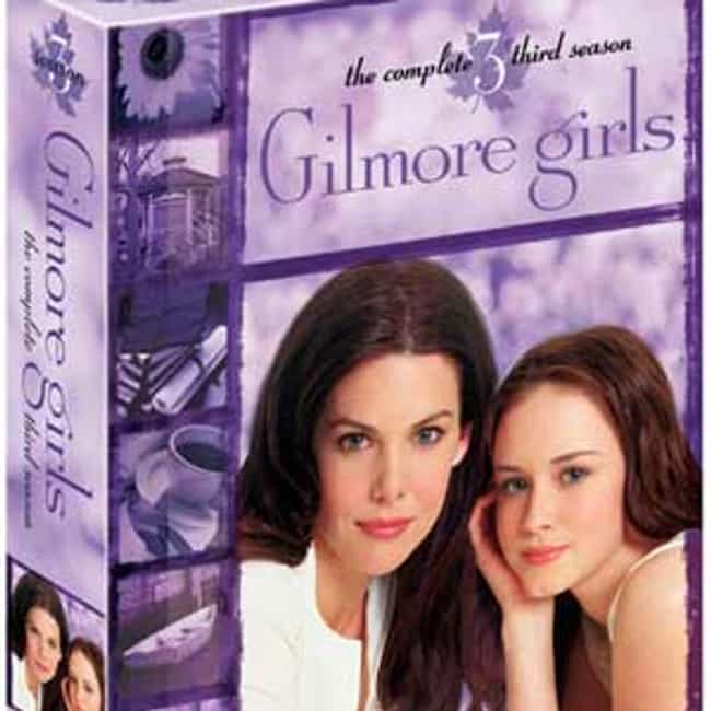 Gilmore Girls Season 3 is listed (or ranked) 1 on the list The Best Seasons of Gilmore Girls