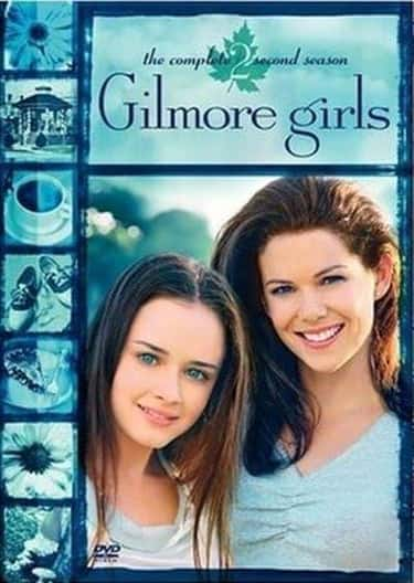 Gilmore Girls - Season 2 is listed (or ranked) 2 on the list The Best Seasons of 'Gilmore Girls'