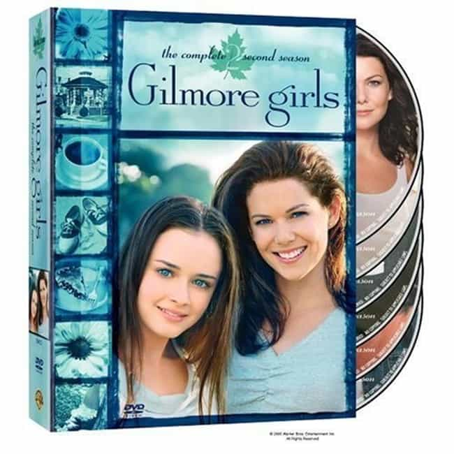 Gilmore Girls Season 2 is listed (or ranked) 2 on the list The Best Seasons of Gilmore Girls
